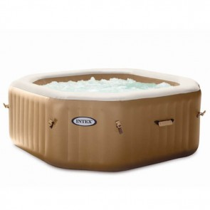 Intex PureSpa Bubble opblaasbare jacuzzi